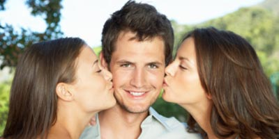 Dating two women at once
